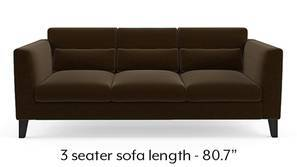 Lewis Sofa (Dark Earth)