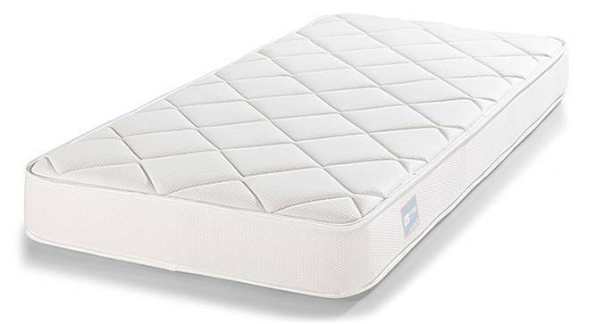Cloud Pocket Spring Mattress with HD Foam (Single Mattress Type, 72 x 36 in Mattress Size, 10 in Mattress Thickness (in Inches)) by Urban Ladder