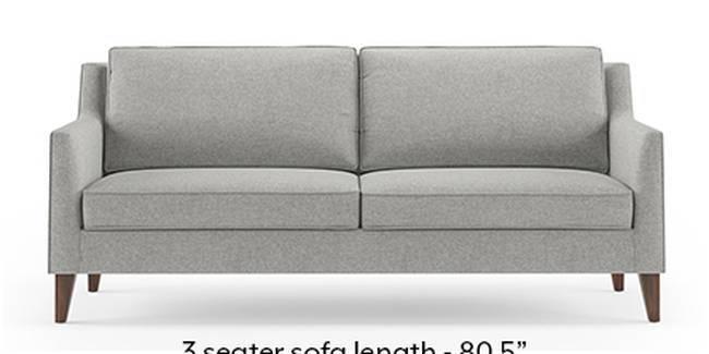 Greenwich Sofa (Fabric Sofa Material, Regular Sofa Size, Soft Cushion Type, Regular Sofa Type, Master Sofa Component, Vapour Grey)
