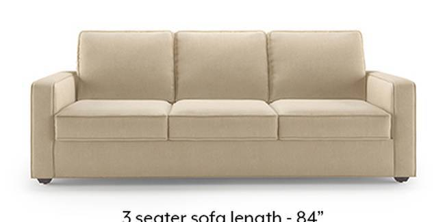 Apollo Sofa Set (Fabric Sofa Material, Regular Sofa Size, Soft Cushion Type, Regular Sofa Type, Master Sofa Component, Birch Beige)