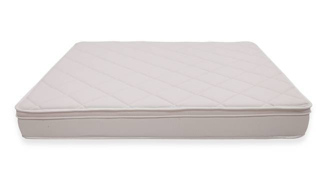 Cloud Pocket Spring Mattress with Memory Foam & Temperature Control (King Mattress Type, 78 x 72 in (Standard) Mattress Size, 8 in Mattress Thickness (in Inches)) by Urban Ladder