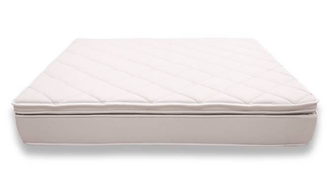 Cloud Pocket Spring Mattress with Memory Foam & Temperature Control (King Mattress Type, 78 x 72 in (Standard) Mattress Size, 10 in Mattress Thickness (in Inches)) by Urban Ladder