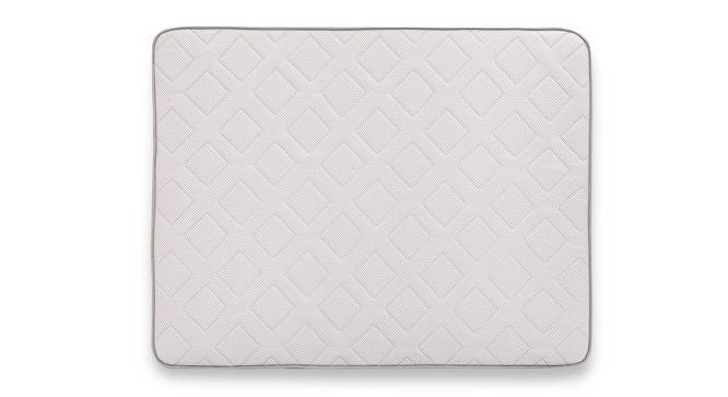 Theramedic Memory Foam Mattress with Latex (Queen Mattress Type, 72 x 60 in Mattress Size, 6 in Mattress Thickness (in Inches)) by Urban Ladder