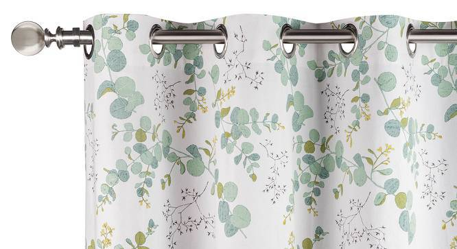 """Wilderness Curtain - Set Of 2 (54"""" x 60"""" Curtain Size, Branching Free Pattern) by Urban Ladder"""