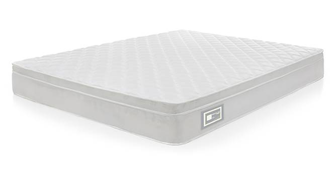 Dreamlite Bonnel Spring Mattress with Eurotop (King Mattress Type, 8 in Mattress Thickness (in Inches), 72 x 72 in Mattress Size) by Urban Ladder