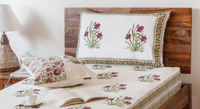 Ayana Bedsheet Set (Single Size, Multi Colour) by Urban Ladder
