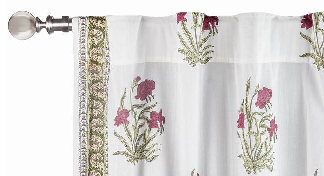 "Ayana Curtain - Set Of 2 (Door Curtain Type, Multi Colour, 54"" x 108"" Curtain Size) by Urban Ladder"