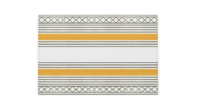"""Raina Table Mats - Set of 6 (12"""" x 18"""" Table Linen Size, Multi Colour) by Urban Ladder"""
