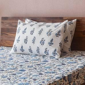 Calico bedsheet set king lp