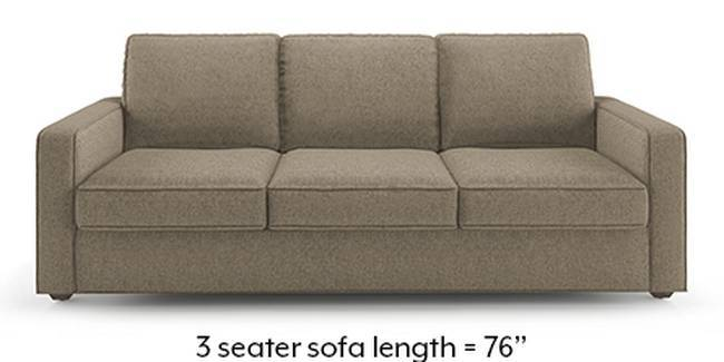 Apollo Sofa Set (Mist, Fabric Sofa Material, Compact Sofa Size, Soft Cushion Type, Regular Sofa Type, Master Sofa Component, Regular Back Type, Regular Back Height)
