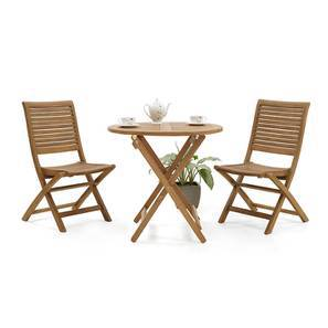 Morro perissa floding table and chair set lp