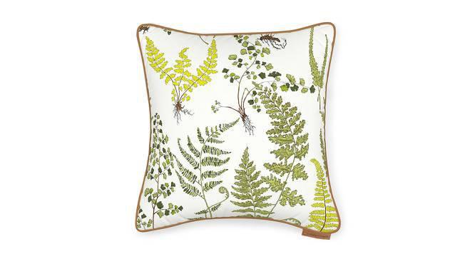 Wilderness Cushion Cover - Set Of 2 (Wild Fern Pattern) by Urban Ladder
