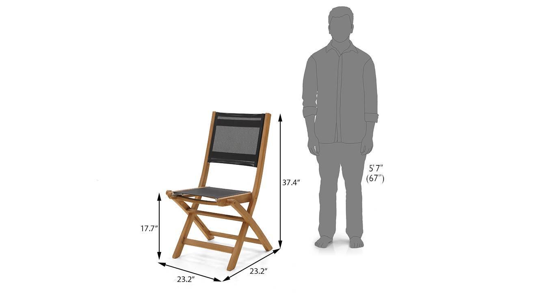Tellaro folding chair 6