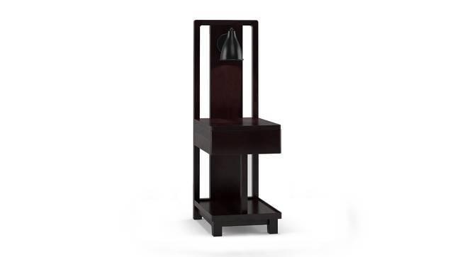 Barrow Bedside Table (Mahogany Finish) by Urban Ladder