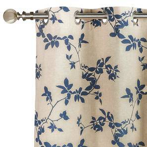 Botanical blueprint branch curtains5 lp