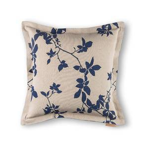 Botanical Blueprint Cushion Cover - Set Of 2 (Branch Pattern) by Urban Ladder
