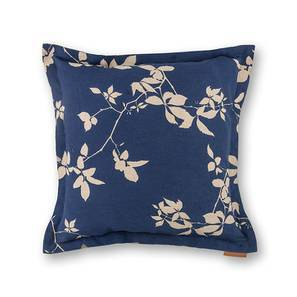 Botanical Blueprint Cushion Cover - Set Of 2 (Branch Shadow Pattern) by Urban Ladder