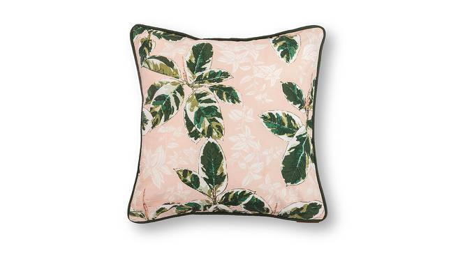 """Bloomingdale Cushion Cover - Set Of 2 (16"""" X 16"""" Cushion Size, Decora Pattern) by Urban Ladder"""