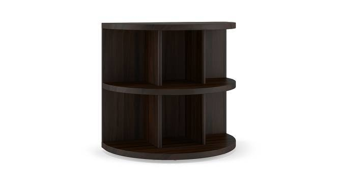 Newton Side Table (Mahogany Finish) by Urban Ladder