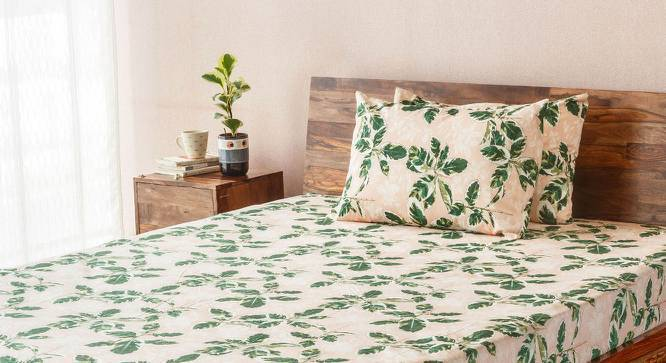 Bloomingdale Bedsheet Set (King Size, Decora Pattern) by Urban Ladder