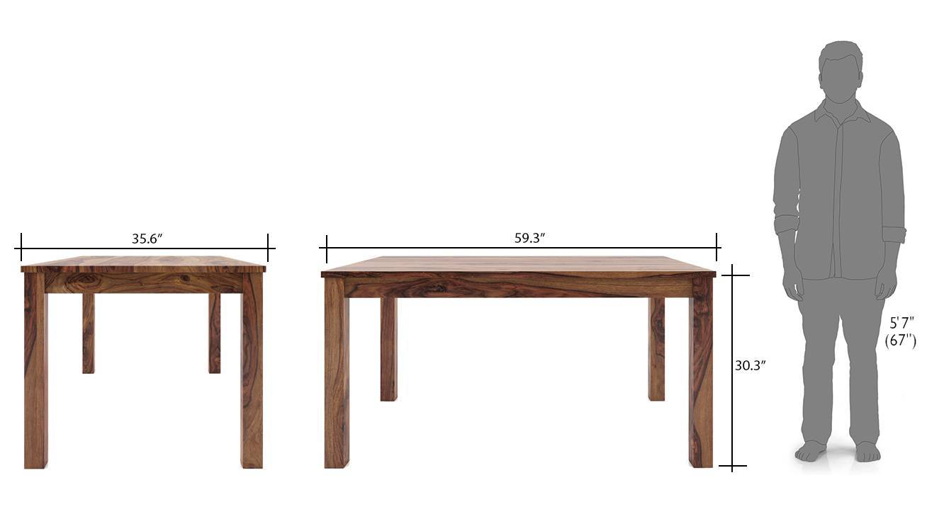 Arabia kerry 6 seater dining table set wb tk 9