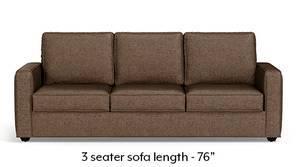 Apollo Compact Sofa (Mocha)
