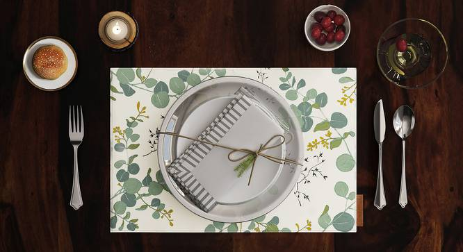 Wilderness Placemats - Set Of 6 (Branching Free Pattern) by Urban Ladder
