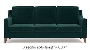 Abbey Sofa (Malibu Blue)