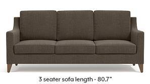 Abbey Sofa (Pine Brown)