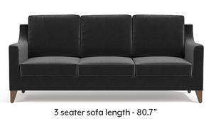 Abbey Sofa (Pebble Grey)
