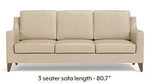 Abbey Sofa (Pearl White)