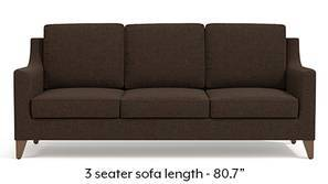 Abbey Sofa (Mocha Brown)