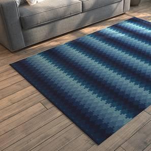 "Takashi (Blue, 48"" x 72"" Carpet Size) by Urban Ladder"