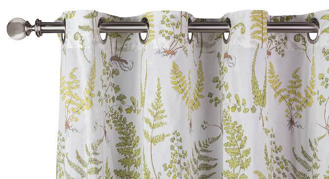 "Wilderness Window Curtains - Set Of 2 (54"" x 60"" Curtain Size, Wild Fern) by Urban Ladder"