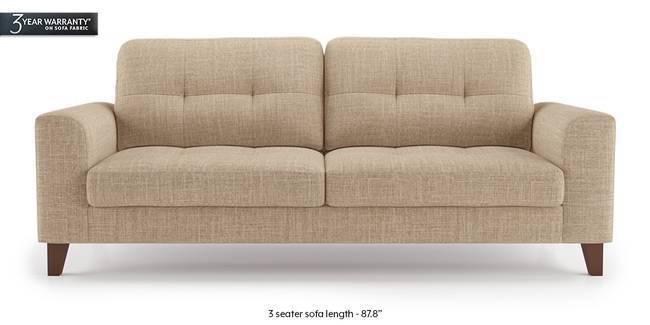 Verona Sofa (Sandshell Beige) (1-seater Custom Set - Sofas, None Standard Set - Sofas, Fabric Sofa Material, Regular Sofa Size, Regular Sofa Type, Sandshell Beige)