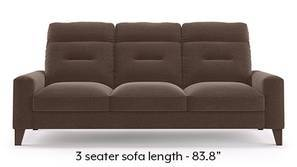 Siena Sofa (Daschund Brown)