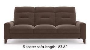 Siena Sofa (Daschund Brown)