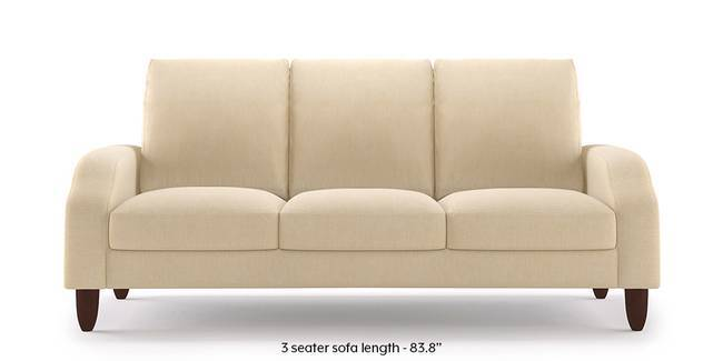 Devon Sofa (Birch Beige) (1-seater Custom Set - Sofas, None Standard Set - Sofas, Fabric Sofa Material, Regular Sofa Size, Regular Sofa Type, Birch Beige)