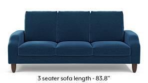 Devon Sofa (Cobalt Blue)