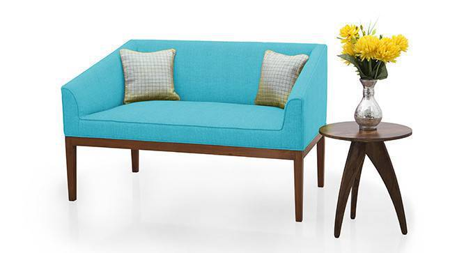 Orita Sofa (Aqua) by Urban Ladder