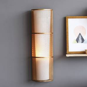 Kano Wall Lamp (Gold Finish) by Urban Ladder