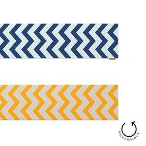 Chevron Herringbone Reversible Runner (Set of 6) (Multi Colour) by Urban Ladder