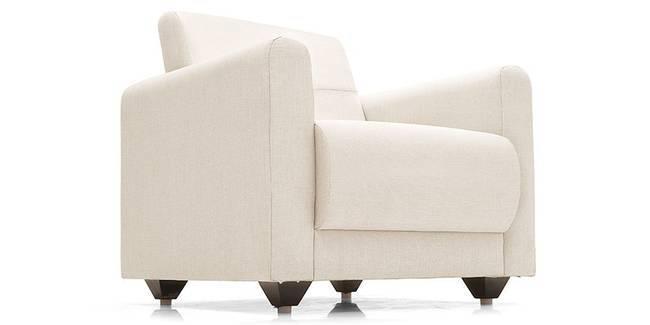 Lloyd Sofa (Pearl) (Pearl, Fabric Sofa Material, Compact Sofa Size, Regular Sofa Type)