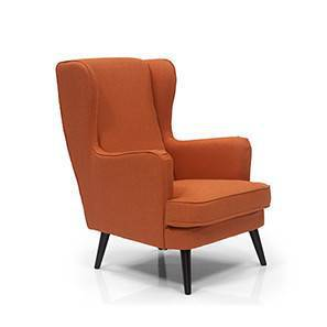 Genoa Wing Chair (Amber)