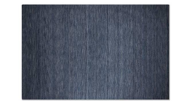 "Aurora Hand Loom Carpet (60'' x 93"" Carpet Size, Royal Blue) by Urban Ladder"