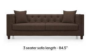 Windsor Sofa (Mocha Brown)