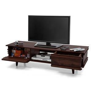 Parker tv unit mahogany finish 00 1 1