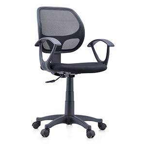 Eisner Study Chair Black By Urban Ladder