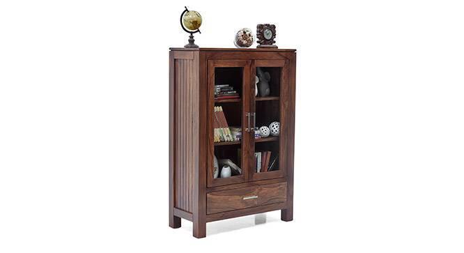 Carnegie Display Cabinet (Teak Finish) by Urban Ladder