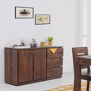 Vector XL Sideboard (Teak Finish)